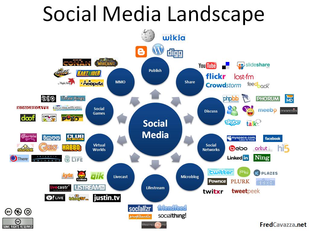 category social media