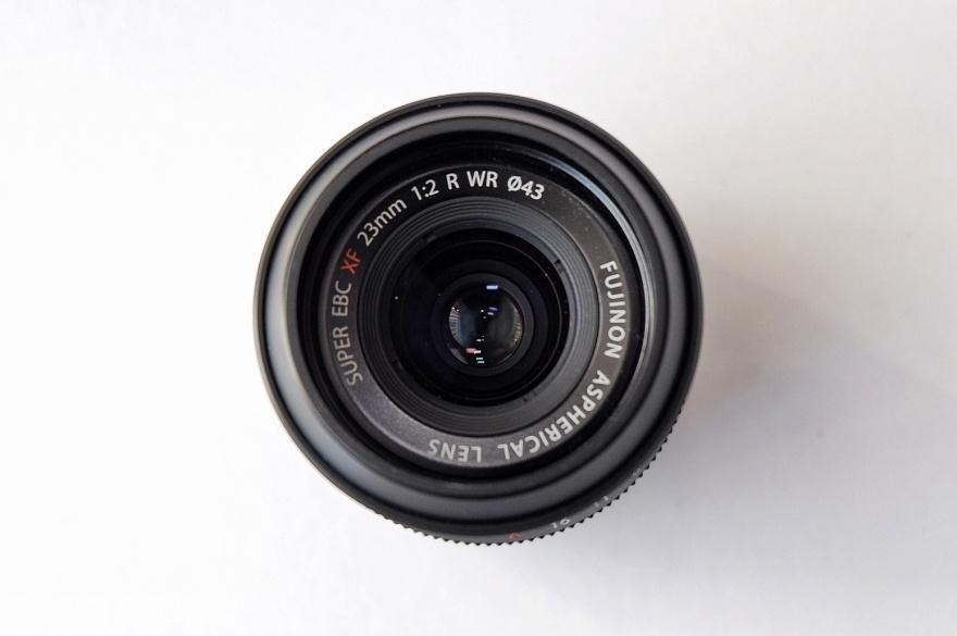 Objetivo de Fujifilm, Fujinon XF 23 mm F2 R WR